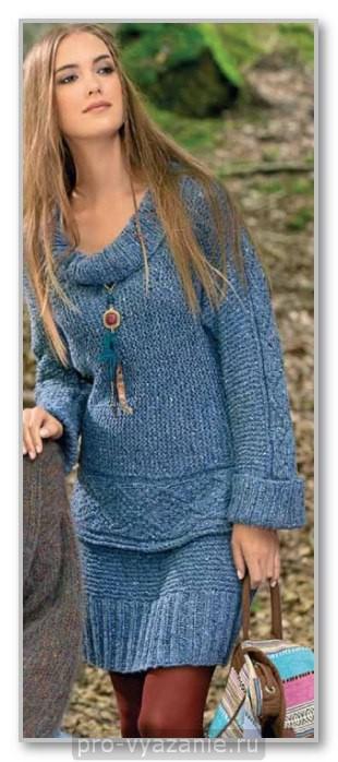 Это необычное одеяло, связанное по спирали из двух цветов, я нашла в англоязычной сети. Мне понравился оригинальный способ вязания, и я хочу поделиться им с вами. Размер одеяла: 122×114 см. Материалы: 350 г пряжи голубого цвета плотностью 285 м/100 г. 350 г пряжи синего цвета плотностью 285 м/100 г. Спицы №4. Порядок работы. Одеяло вяжется платочной вязкой от двух разных клубков. Платочная вязка позволяет более быстро и точно ориентироваться по длине полосок, считая рубчики, которые образуются при вязании. Полоски соединяются между собой следующим образом: провязываете 19 петель, снимаете 1 петлю, подхватываете край соседней полоски и вытягиваете 1 петлю как лицевую. Перекидываете снятую петлю через петлю, вытянутую из края. Поворачиваете вязание и провязываете все петли лицевыми. Повороты спиралей делаются вязанием укороченных рядов. То есть вяжете необходимое количество петель, поворачиваете вязание. На правую спицу делаете накид и продолжаете вязать петли лицевыми. В следующем ряду последнюю петлю провязываете вместе с накидом. Описание вязания одеяла: Голубым цветом наберите 10 петель Провяжите 20 рядов платочной вязкой (10 рубчиков). Начните вывязывать поворот: 9 лицевых, 10-ю петлю снимите на правую спицу, рабочую нить оберните вокруг 10-й петли по направлению к себе. Верните 10-ю петлю на левую спицу, а рабочую нить протяните между спицами по направлению от себя (10-я петля будет обвернута рабочей нитью), поверните вязание и вяжите лицевыми до конца ряда. 8 лицевых, оберните 9-ю петлю как описано выше, поверните вязание и вяжите лицевыми до конца ряда. 7 лицевых, оберните 8-ю петлю как описано выше, поверните вязание и вяжите лицевыми до конца ряда. 6 лицевых, оберните 7-ю петлю как описано выше, поверните вязание и вяжите лицевыми до конца ряда. 5 лицевых, оберните 6-ю петлю как описано выше, поверните вязание и вяжите лицевыми до конца ряда. 4 лицевых, оберните 5-ю петлю как описано выше, поверните вязание и вяжите лицевыми до конца ряда. 3 лицевых, обернит