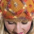 enc185 large 8 - Про вязание - сайт о вязании. Вязаная одежда своими руками - Приёмы вязания головных уборов. Образование плоского круга
